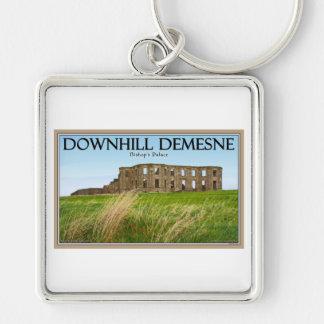 Downhill Demesne Keychain