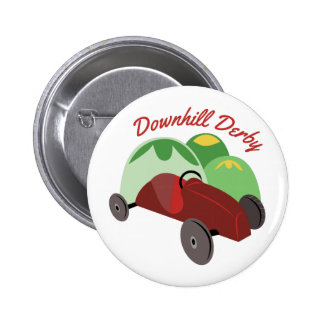 Downhill Derby Pin