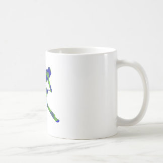 Downhill Escape Coffee Mug