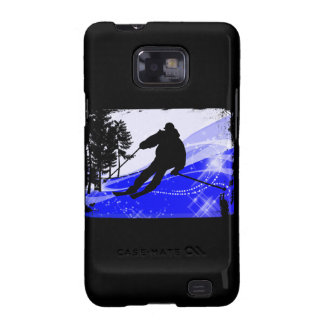Downhill on the Ski Slope Galaxy SII Covers