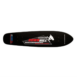Downhill Skateboarding WCS Deck
