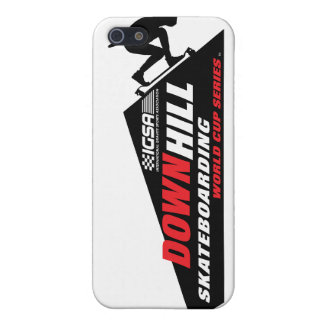 Downhill Skateboarding World Cup iphone cover