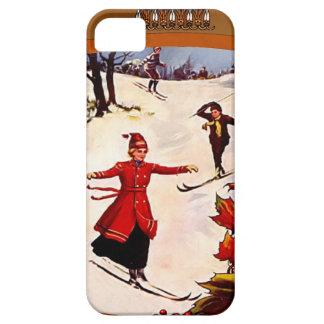 Downhill ski iPhone SE/5/5s case
