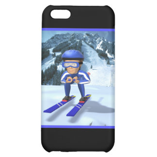 Downhill Skiing 2 Case For iPhone 5C