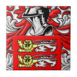 Downie Coat of Arms Tiles