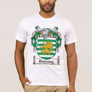 Downing Family Crest T-Shirt