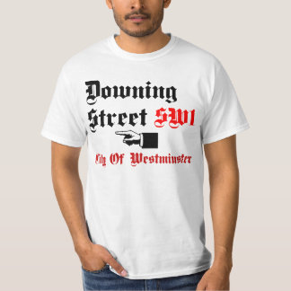 Downing Street, City of Westminster Shirt