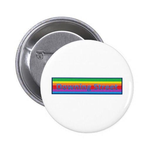 Downing Street Style1 Pin