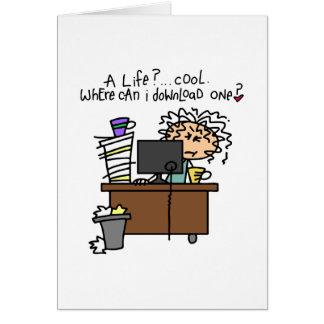 Download Life Humor Card