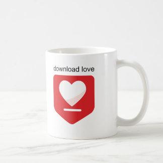 Download LOVE! Classic White Coffee Mug