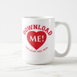 Download Me! Coffee Mug