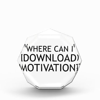 Download Motivation Acrylic Award