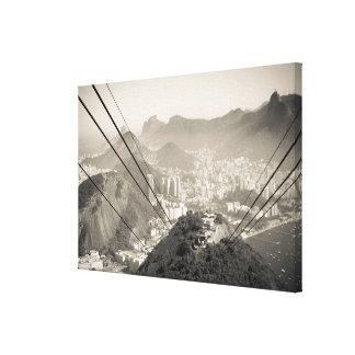 Download Rio De Janeiro Canvas Print