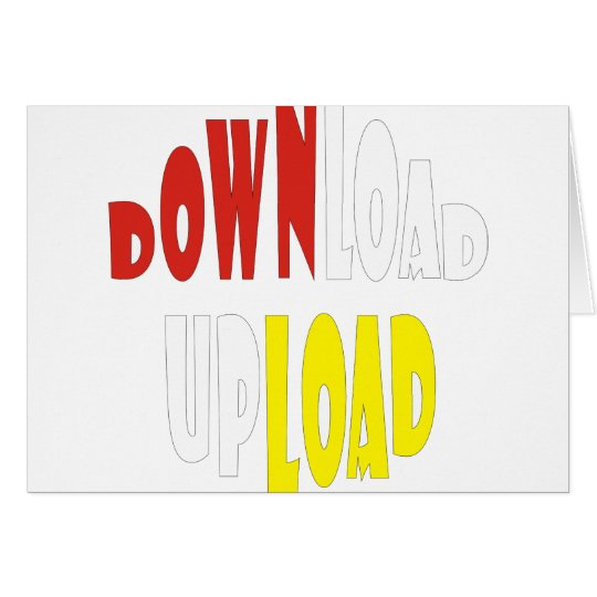 DOWNLOAD UPLOAD CARD