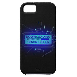Downloading brain cells. iPhone SE/5/5s case