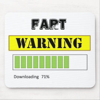 Downloading Fart Mouse Pad