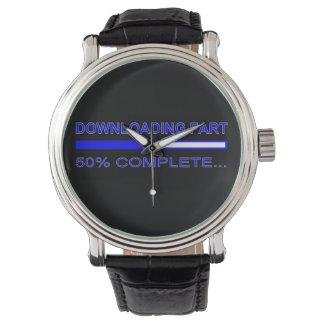 Downloading Fart Wristwatch