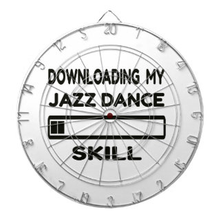 Downloading my Jazz dance skill Dart Board