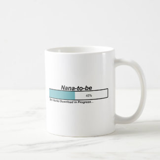 Downloading Nana to Be Classic White Coffee Mug
