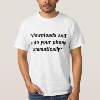 downloads self T-Shirt