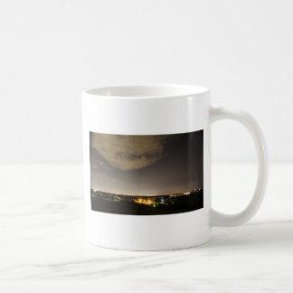 Downriver Skyline Coffee Mug