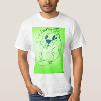 downs syndrom otter shirts