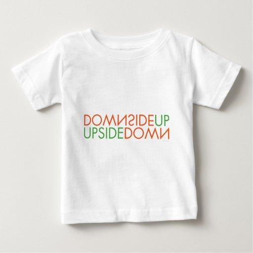 DownsideUp, UpsideDown Camisetas