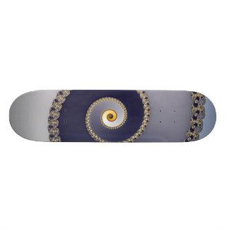 Downstairs - Fractal Skateboard