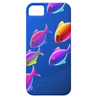 Downstream Fish iPhone SE/5/5s Case