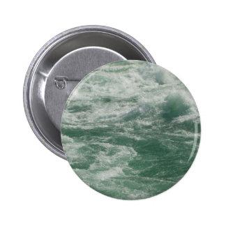 !downstream river pinback button