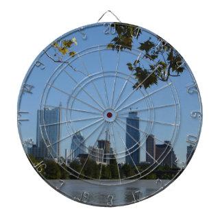Downtown Austin Dart Board