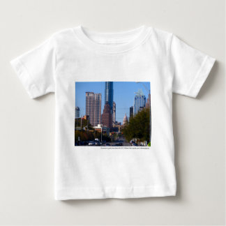 Downtown Austin from SoCo Baby T-Shirt
