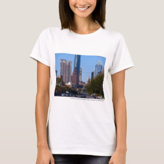 Downtown Austin from SoCo T-Shirt