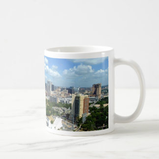 Downtown Austin Texas Coffee Mugs