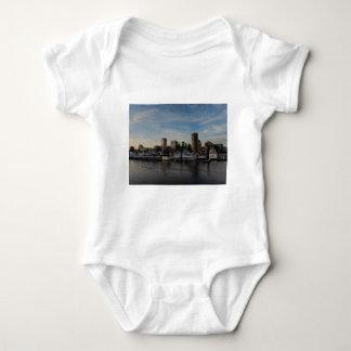 Downtown Baltimore at Sunset Tee Shirt