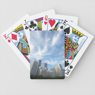 Downtown Beijing Bicycle Playing Cards