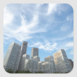 Downtown Beijing Sticker