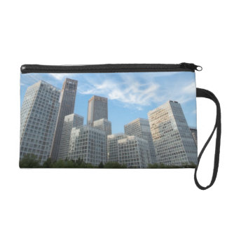 Downtown Beijing Wristlet
