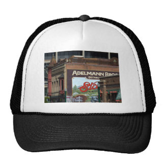 Downtown Boise Mesh Hat