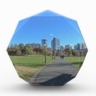 Downtown Boston Acrylic Award