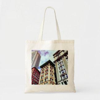 Downtown Boston Tote Bag