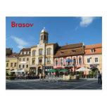 Downtown Brasov Postcards
