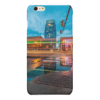 Downtown Broadway Glossy iPhone 6 Plus Case