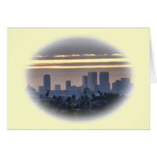 Downtown Century City Greeting Cards