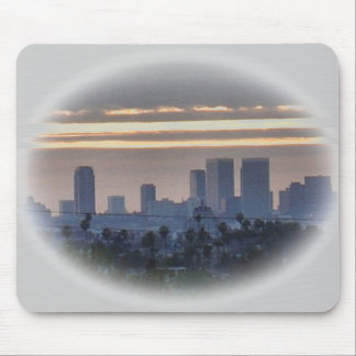 Downtown Century City Mouse Pad