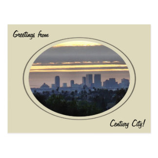 Downtown Century City Post Cards