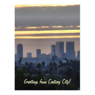 Downtown Century City Postcards