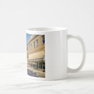 downtown chester town south carolina district coun coffee mug