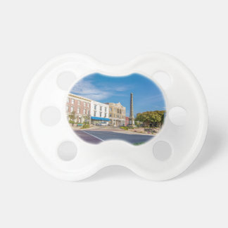 downtown chester town south carolina district coun pacifier