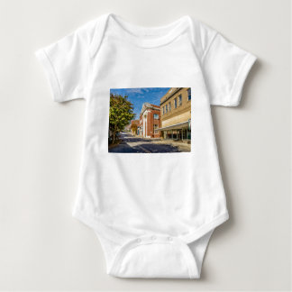 downtown chester town south carolina district coun t-shirt